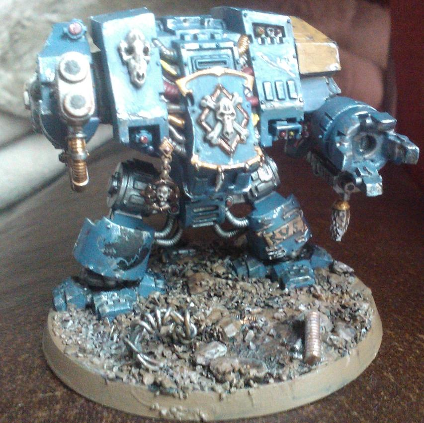 Assault On Black Reach, Dreadnought, Space Wolves, Warhammer 40,000