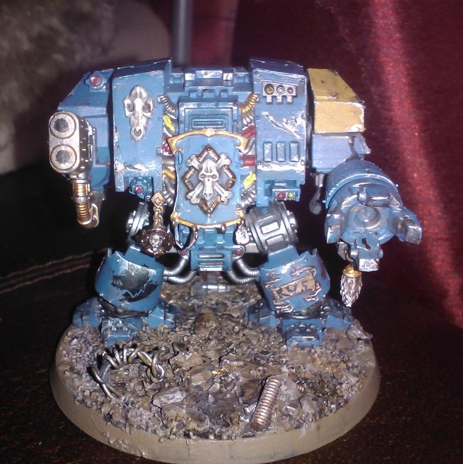 Dreadnought, Space Wolves, Sw