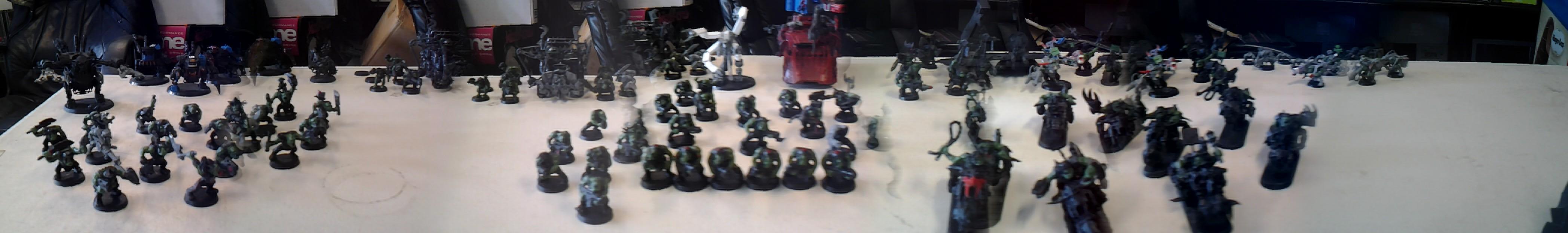 Army, Orks