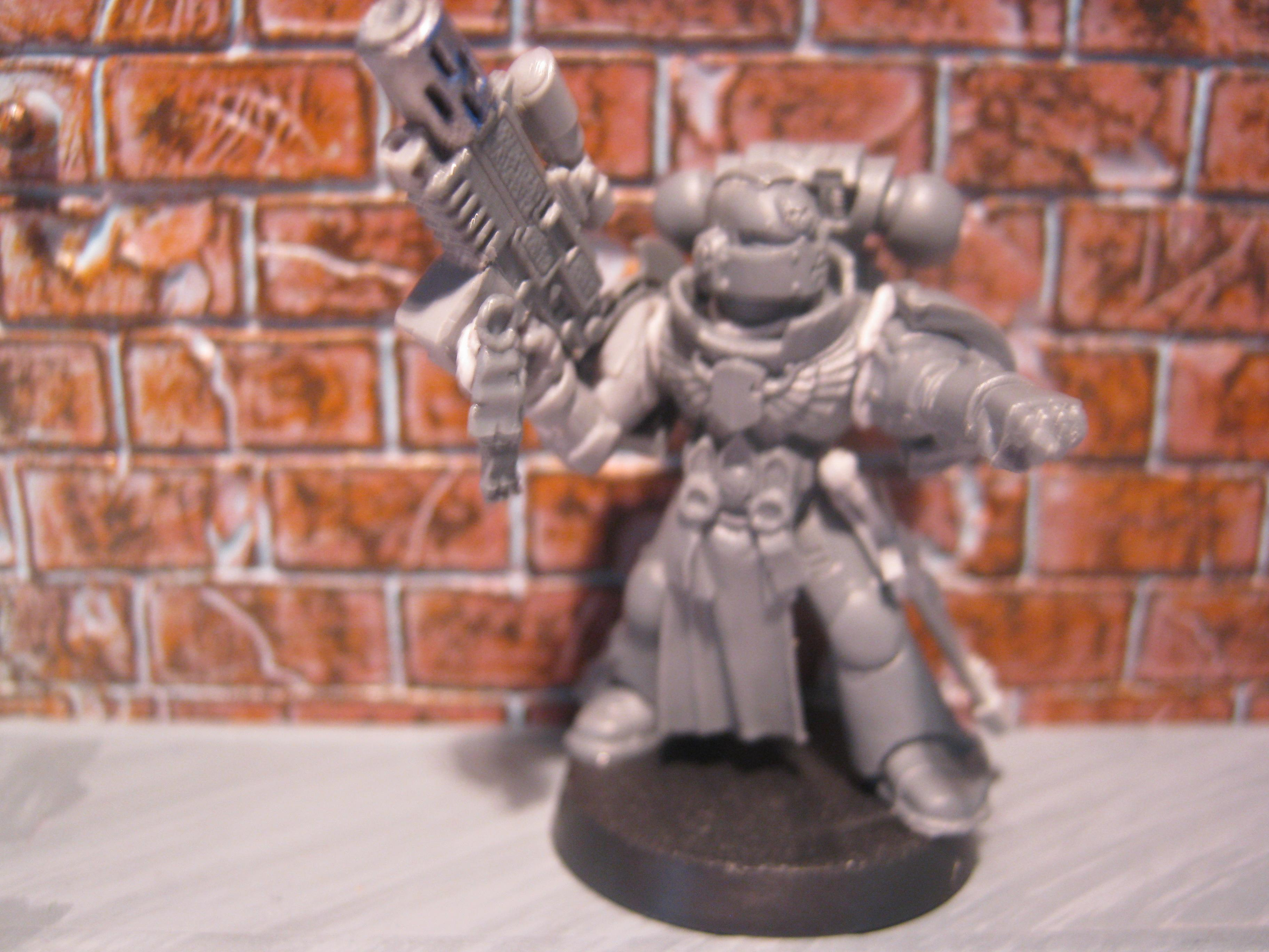 Sternguard Seargent WIP