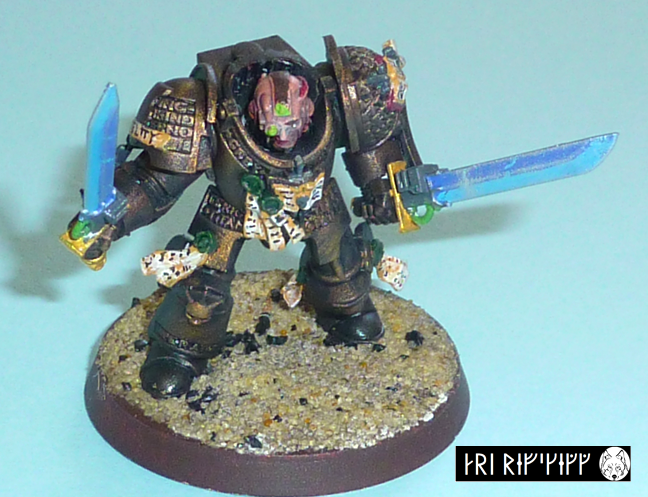 Grey Knights, Painting, Power Weapons, Space Marines
