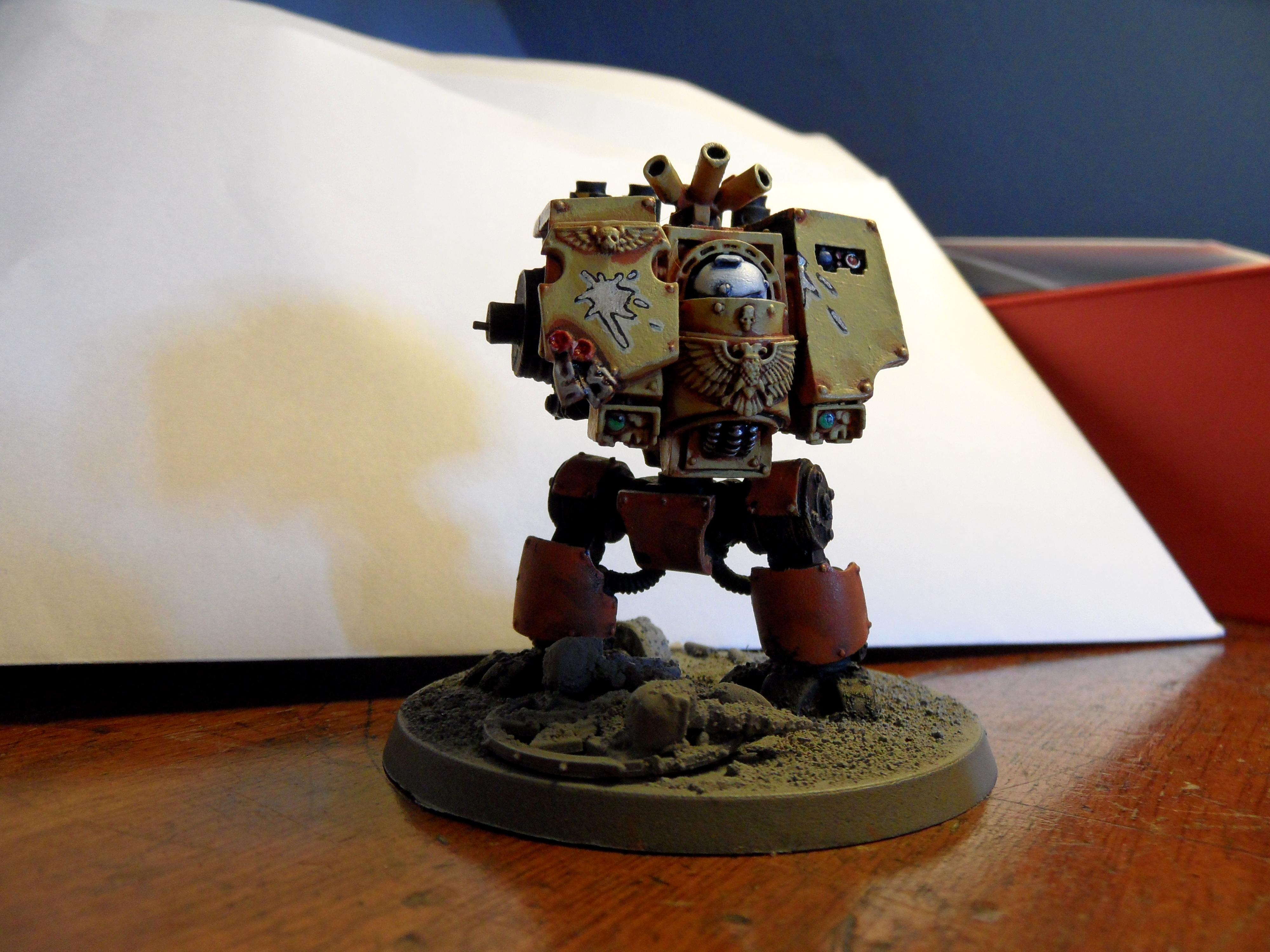 Dreadnought, Forge World