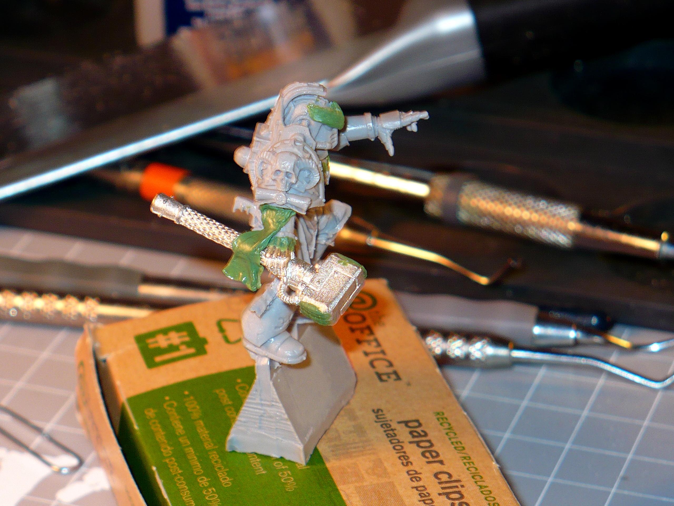Greenstuff, Warhammer 40,000