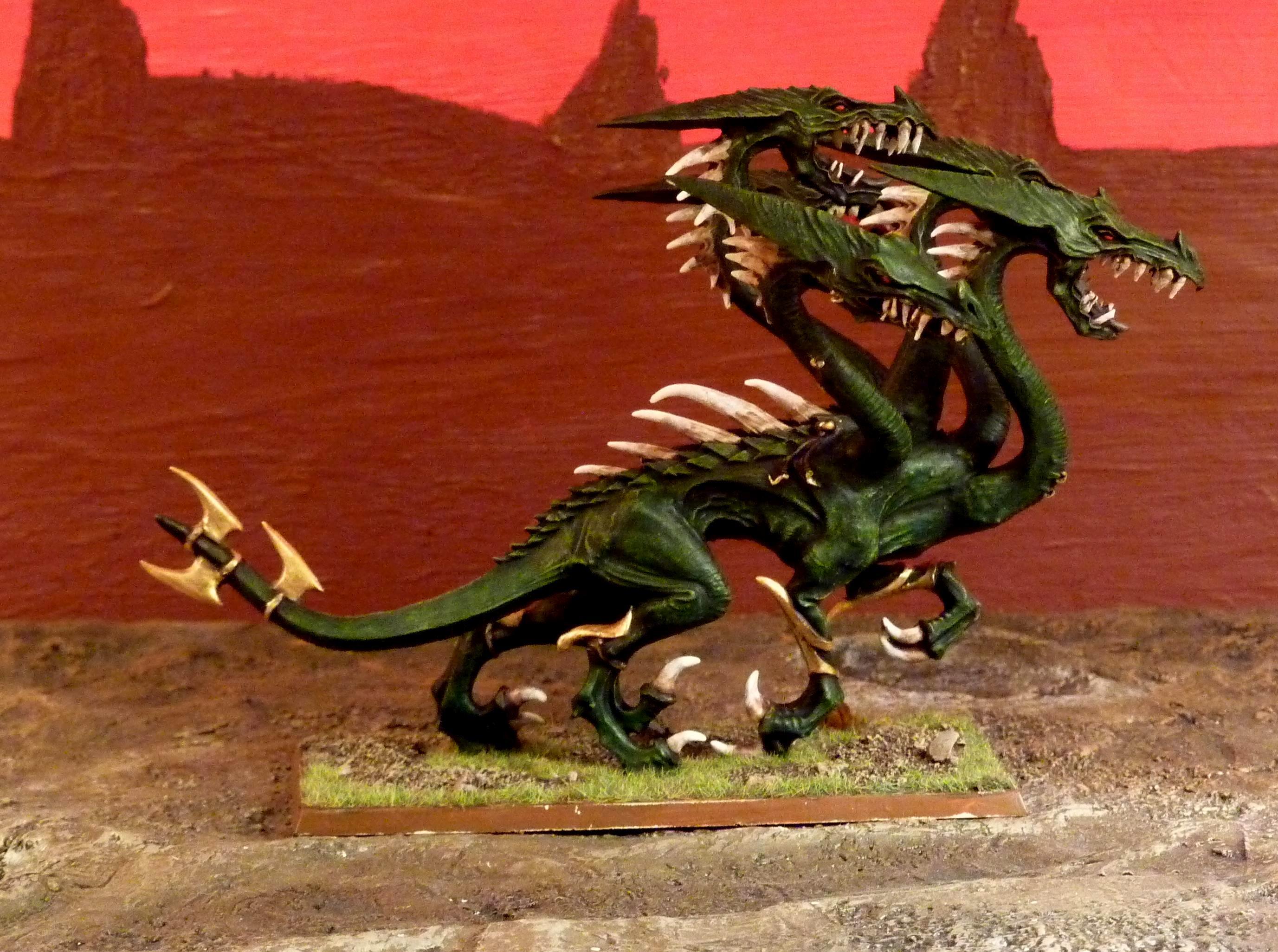 Dark Elf War Hydra, Dark Elf War Hydra