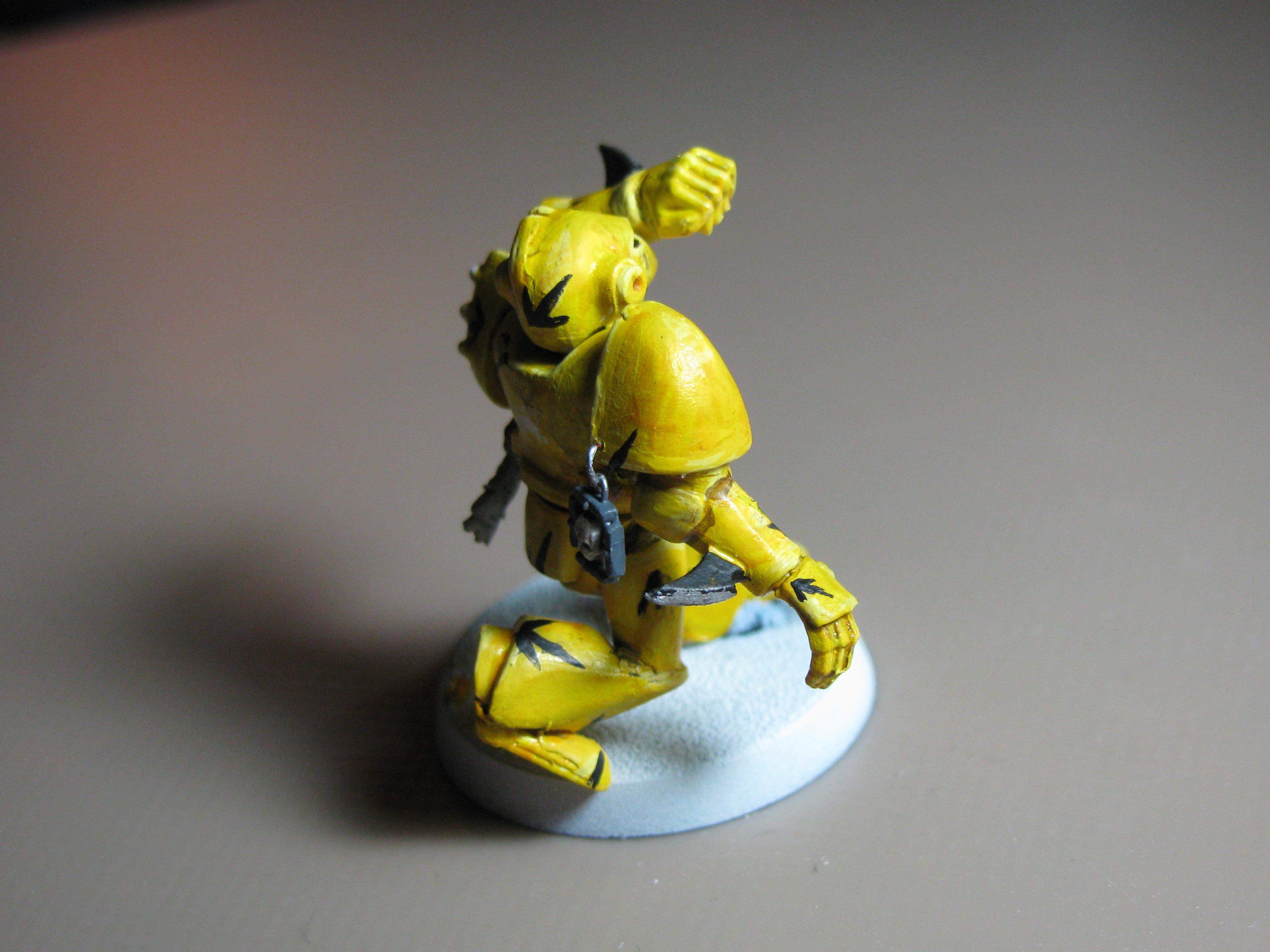 Mantis Warrior, Space Marines, Trade, Tranquility Vet, Work In Progress
