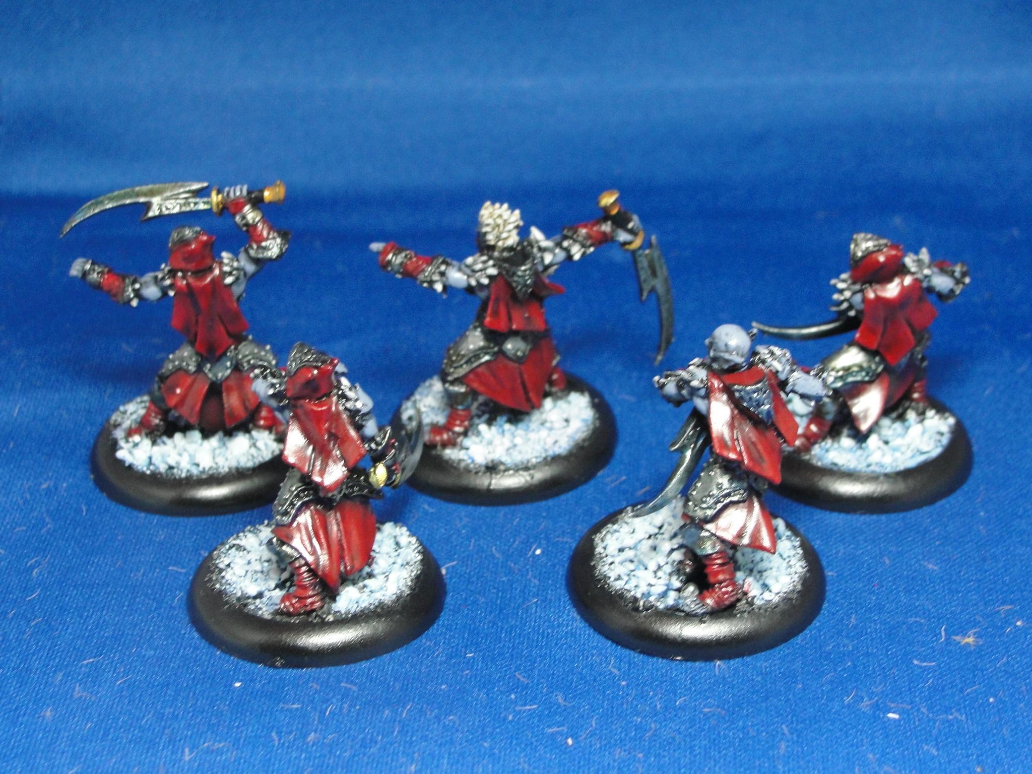 Hordes, Legion of Everblight, Hex Hunters