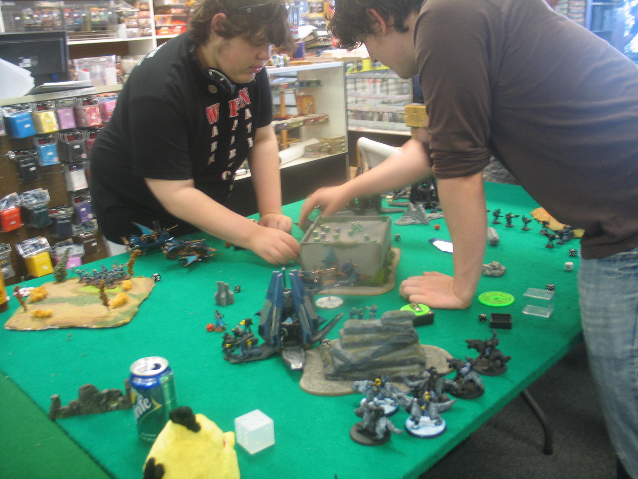 Grim Open 2011 Round 5 Games Pic 36