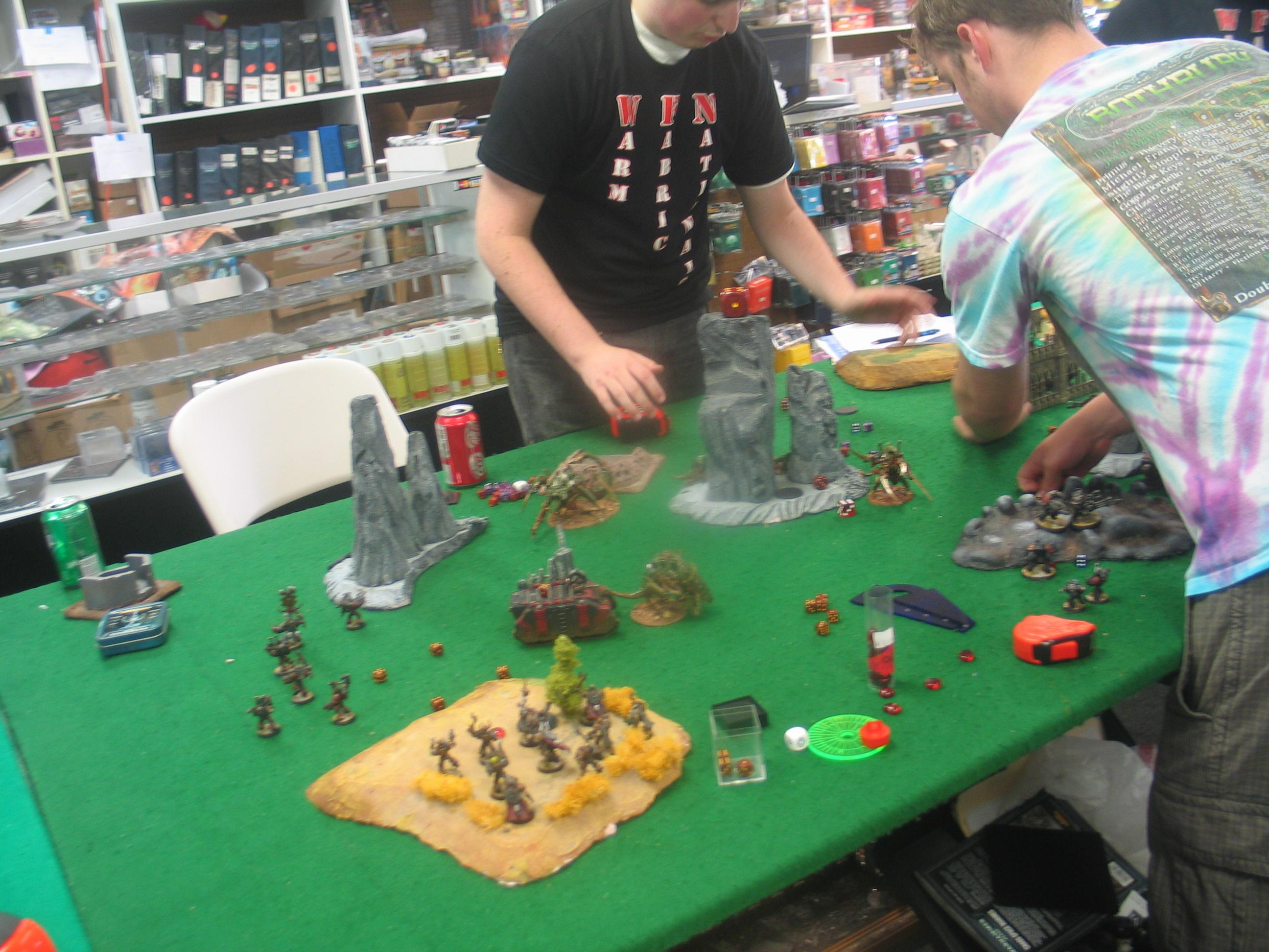 Grim Open 2011 Round 5 Games Pic 37