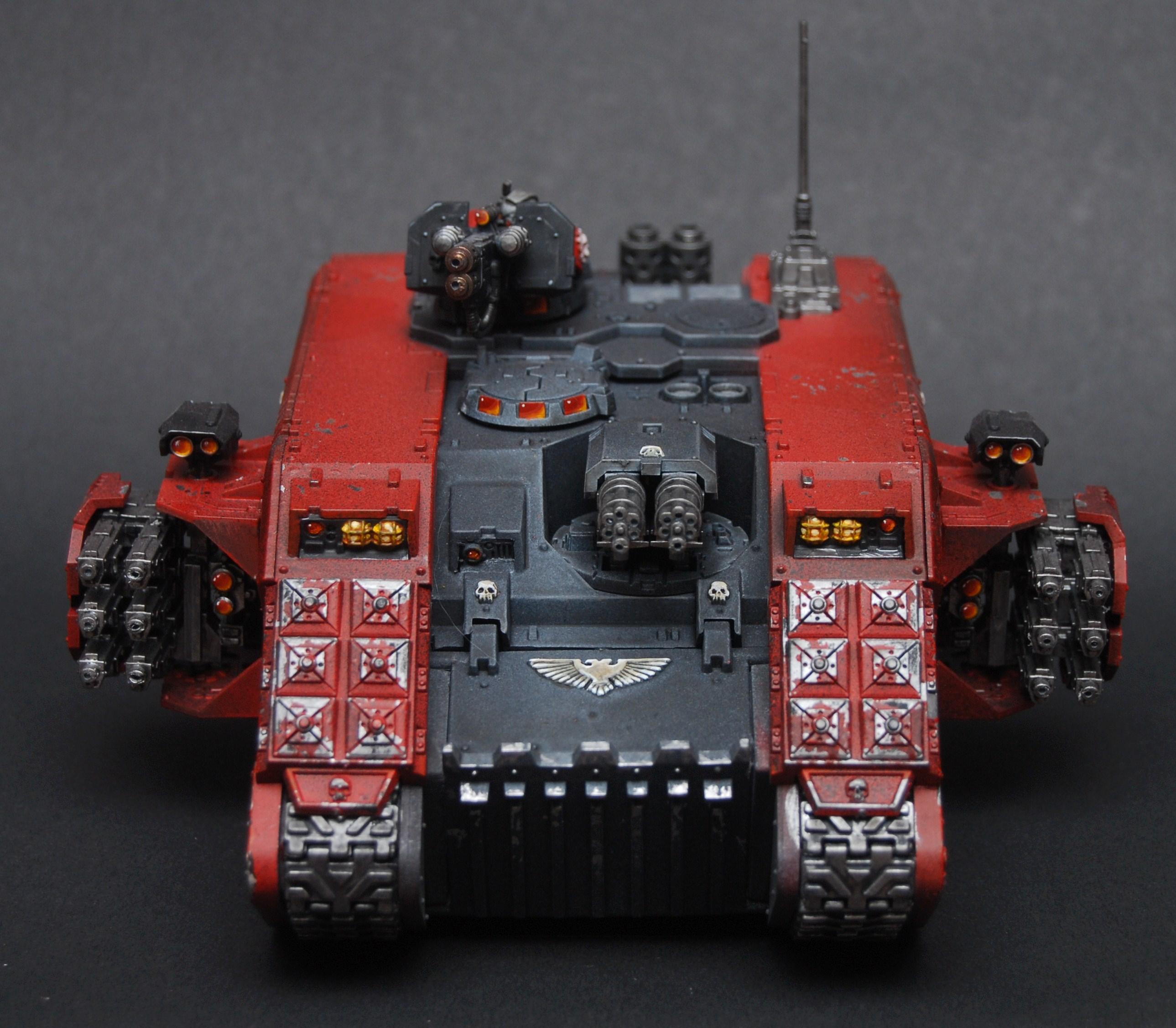 landraider crusader