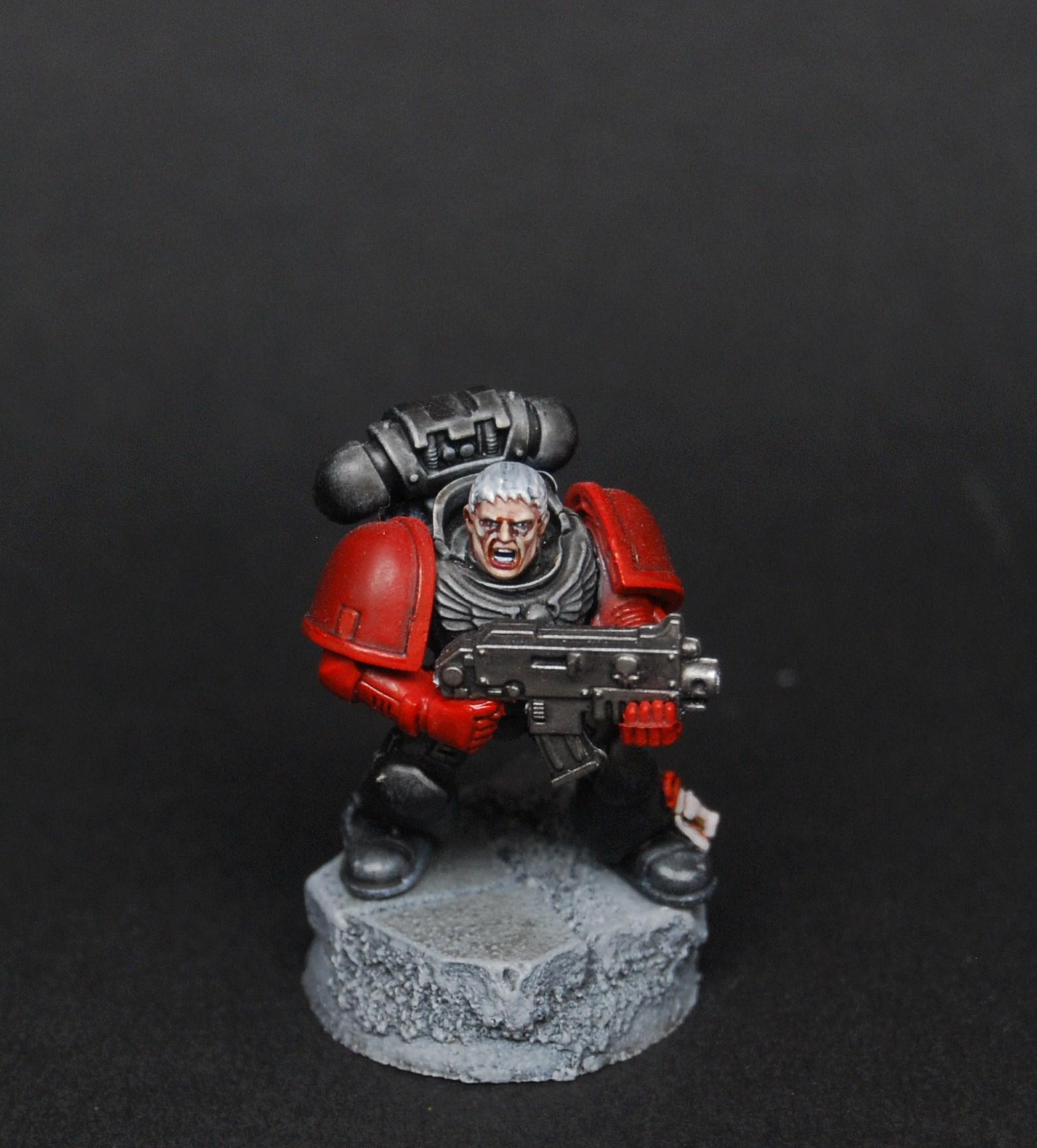 Space Marines, tactical marine