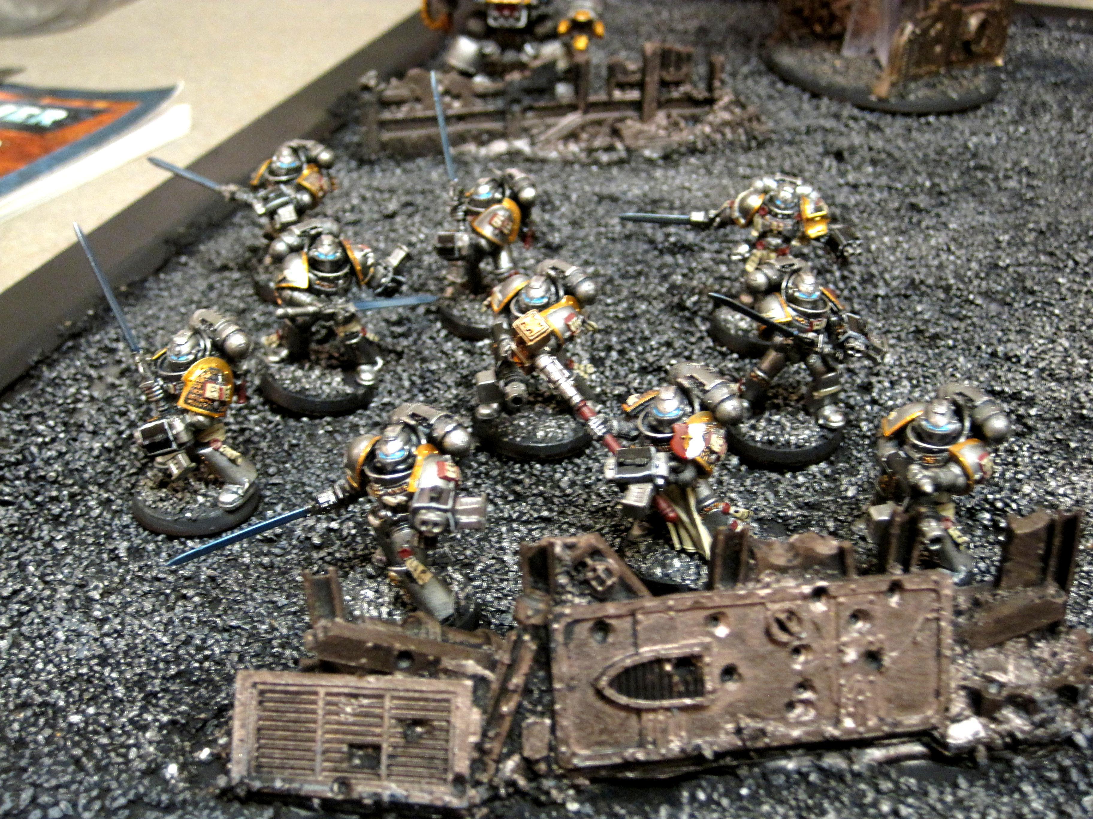 Army, Grey Knights
