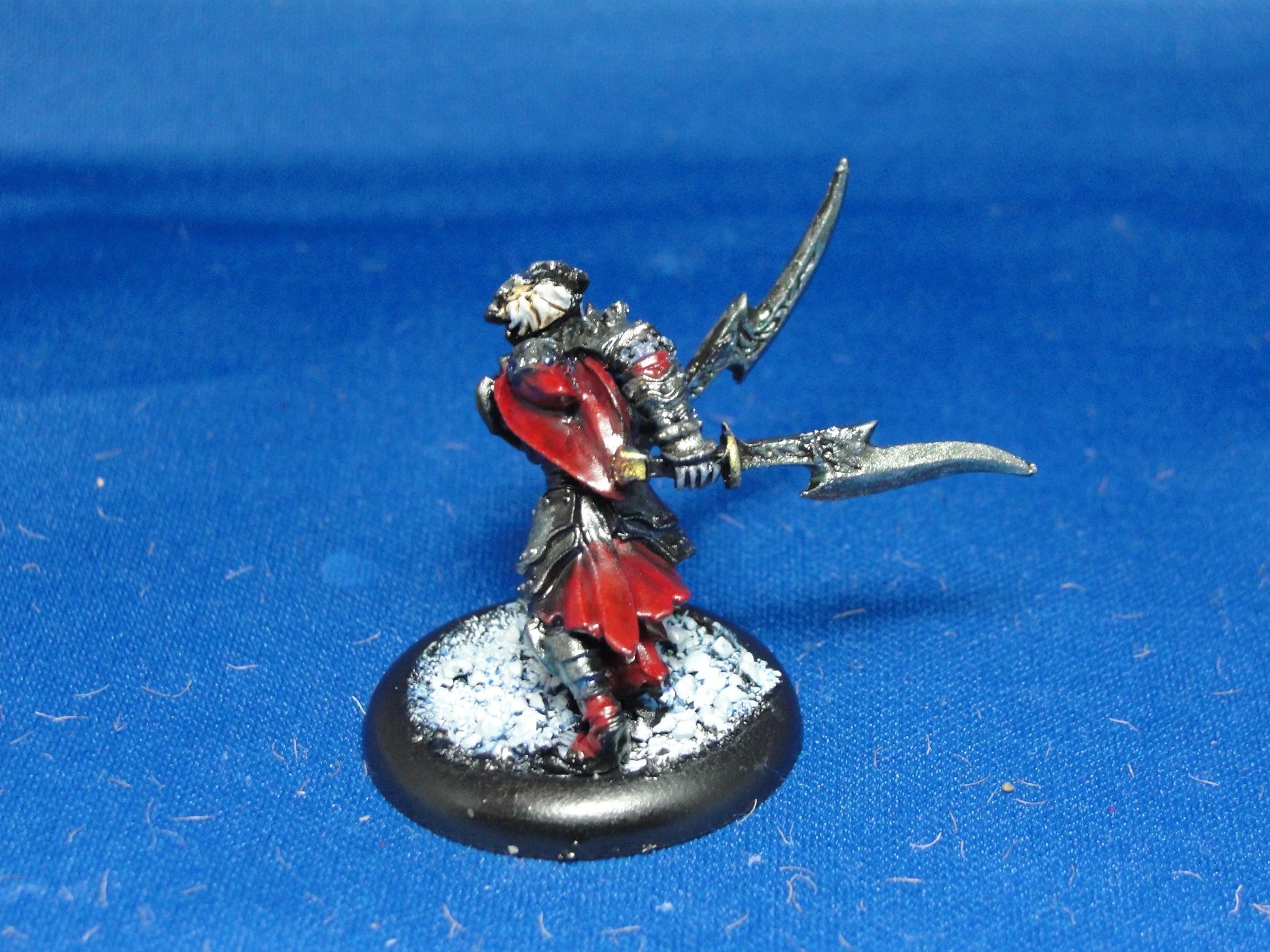 Hordes, Legion of Everblight, Hex Hunters, Bayal