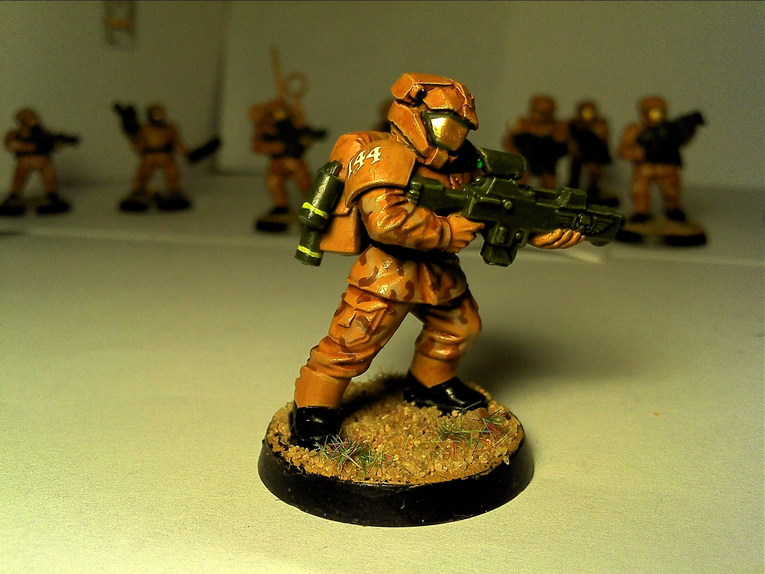 Guardsmen, Imperial Guard