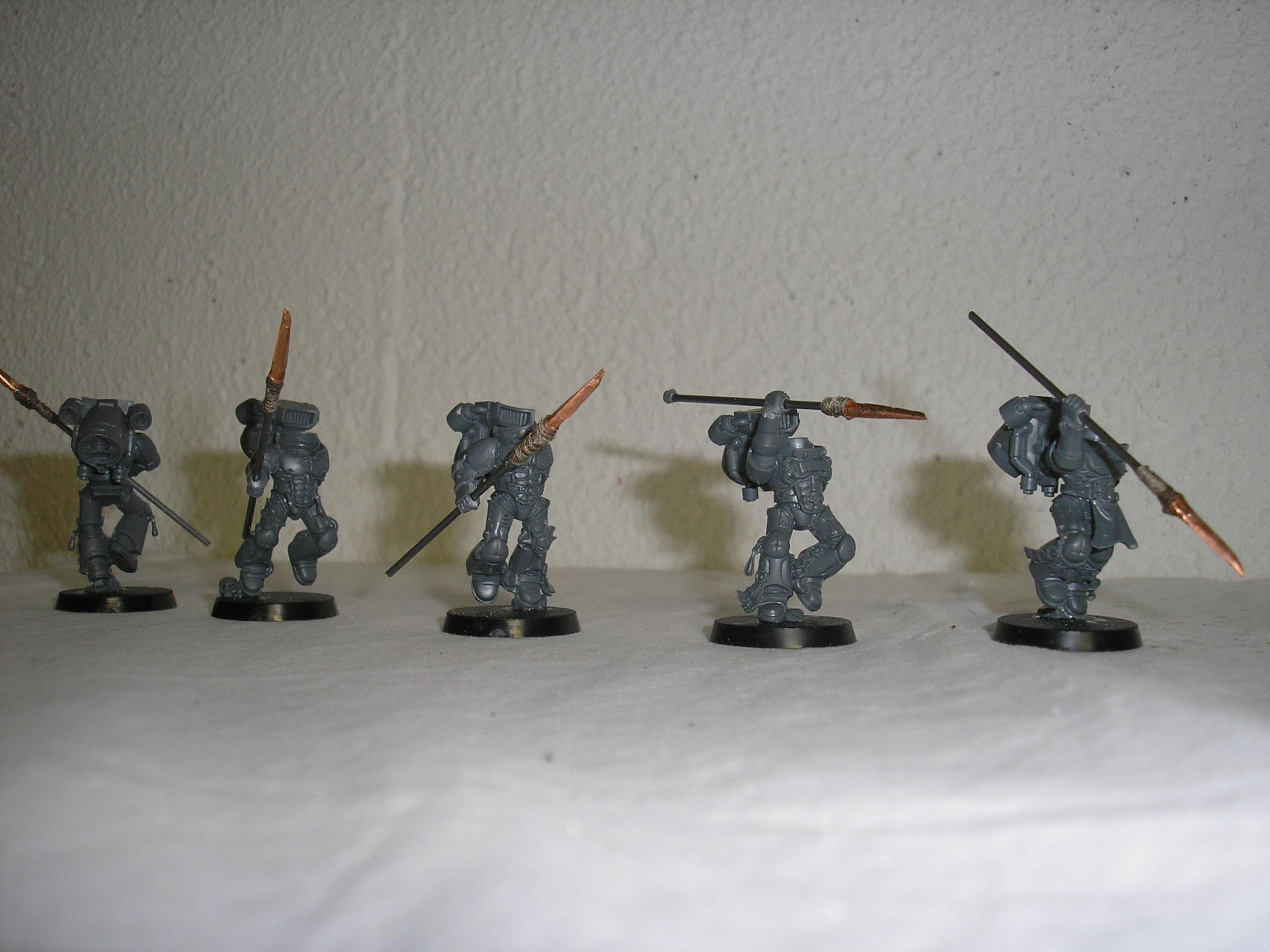 Blood Angels, Vanguard Veterans