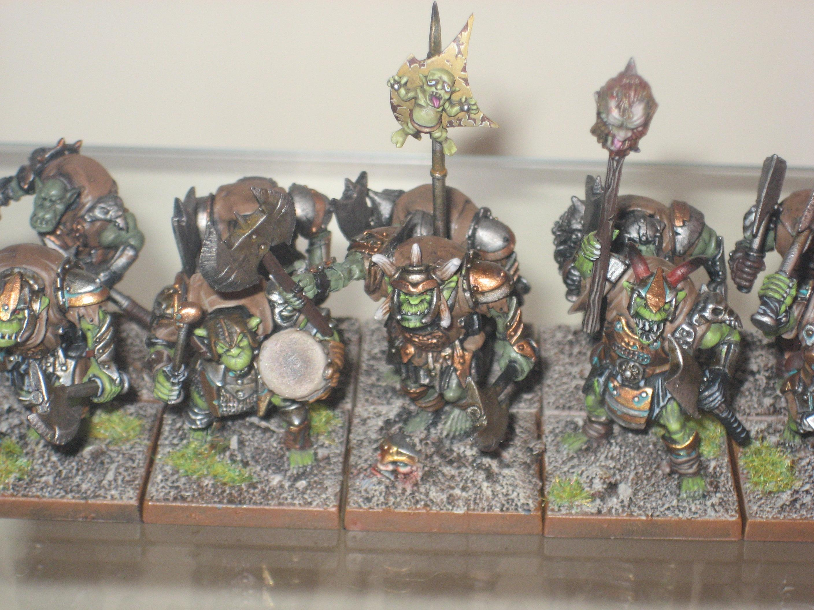 Lizardmen, Painted, Warhammer Fantasy