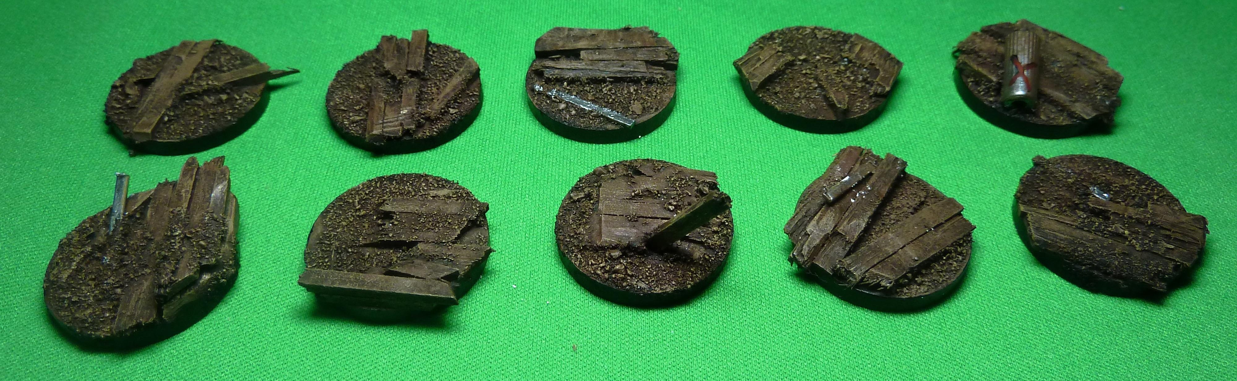 Muddy Trench Bases