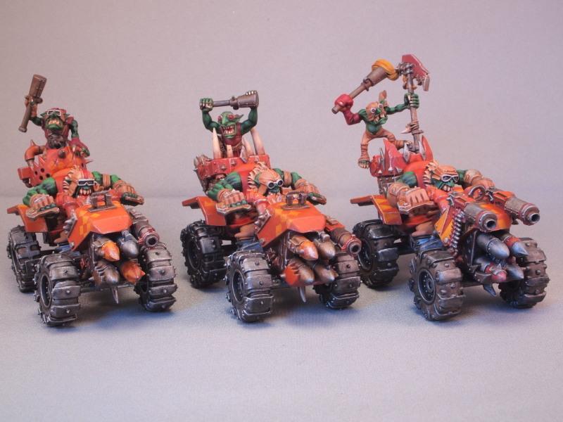 Buggy, Conversion, Deffkopta, Getchin, Grots, Orks, Rokkit, Rokkits, Speed, Speed Freak, Twin-linked
