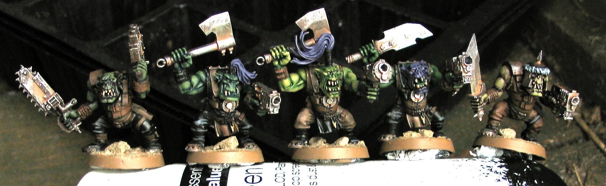 Genestealer Cult, Orks, Warhammer 40,000