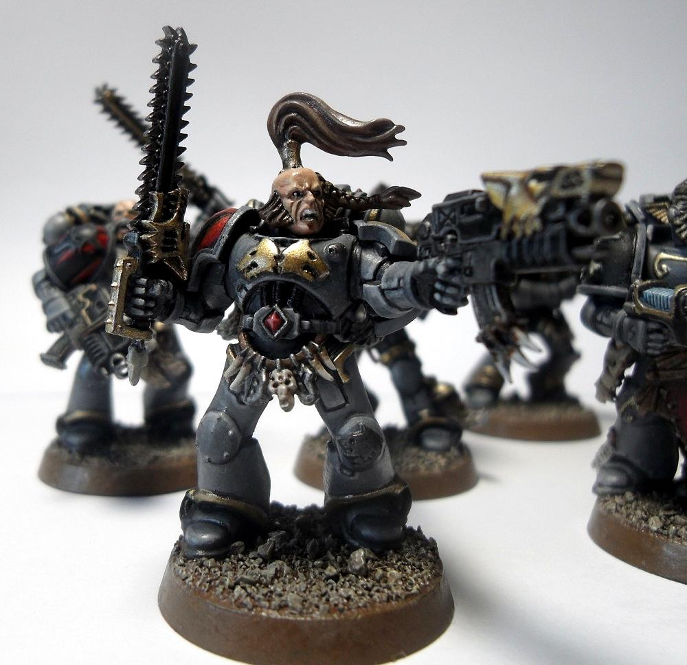 Games Workshop, Grey Hunters, Guard, Space Wolves, Warhammer 40,000, Wolf