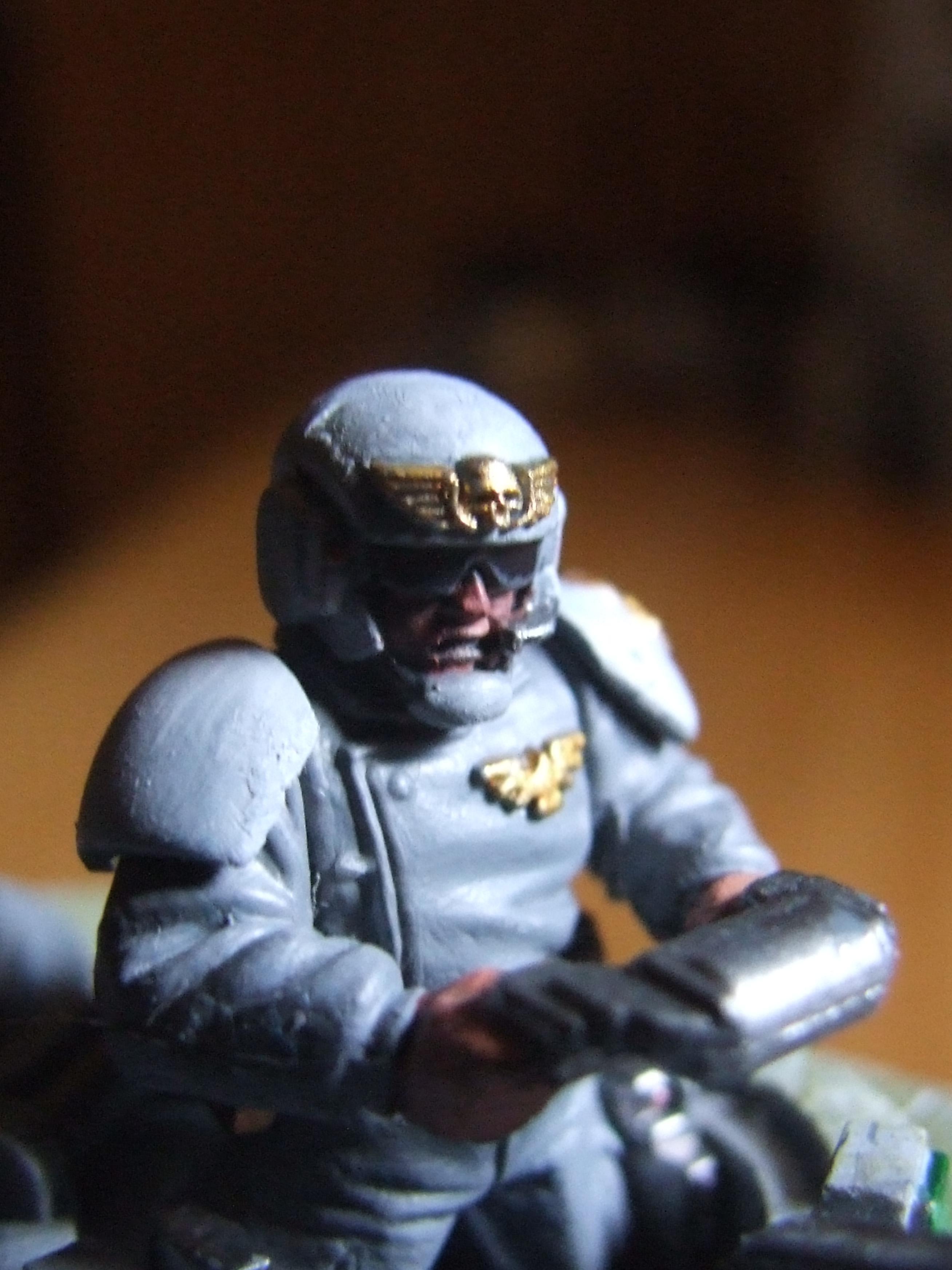 Cadians, Imperial Guard, Snow Camo