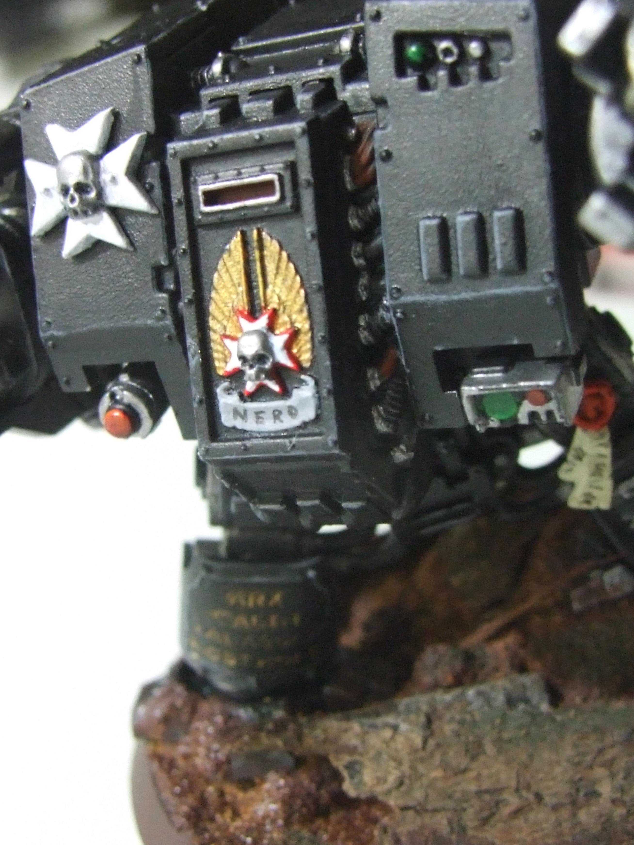 Black Templars, Dreadnought, Morning Star, Space Marines