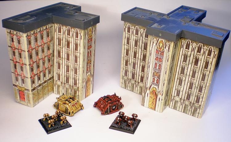 Epic, Terrain, Warhammer 40,000