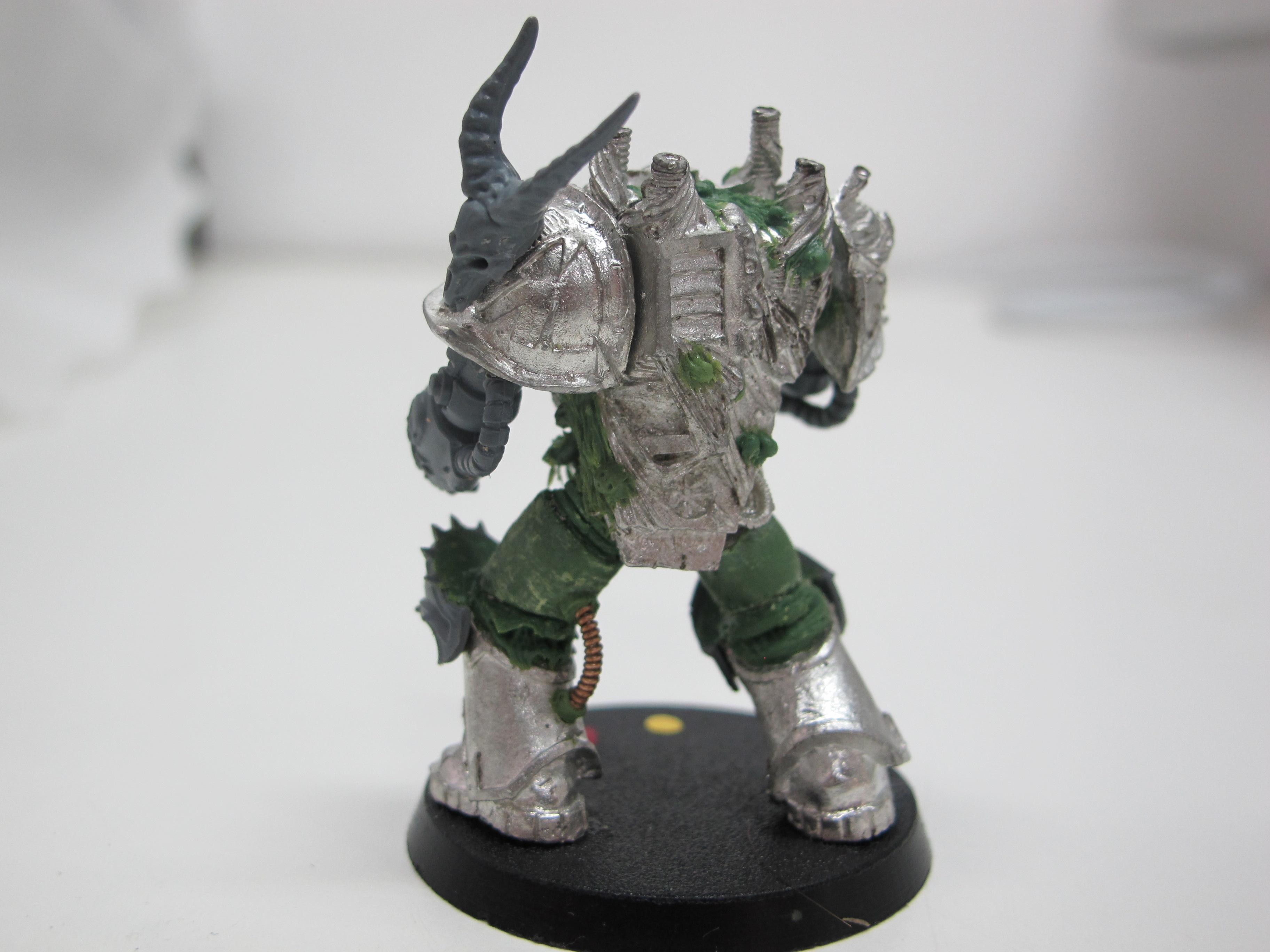 Chaos, Death Guard, Lords Of Decay, Nurgle, Plague Marines, Terminator Armor