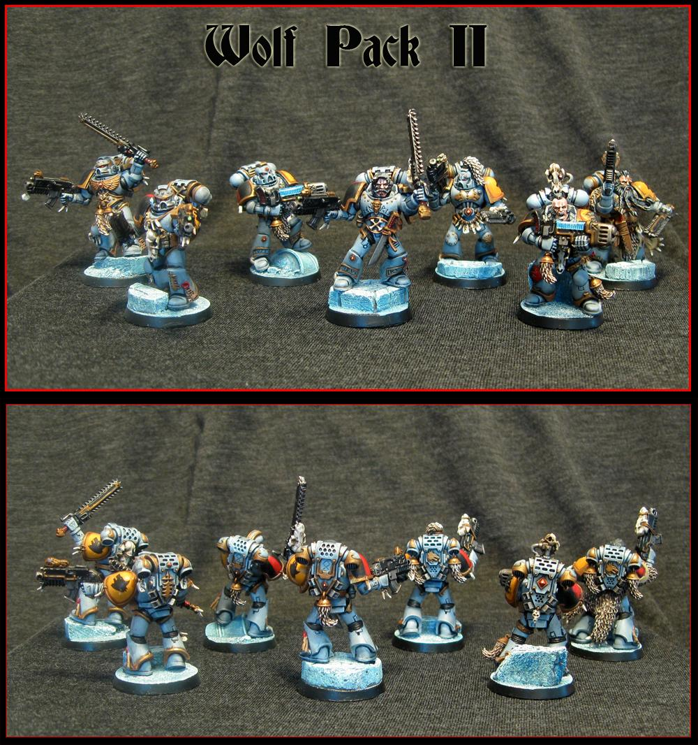 Space Wolves, Wolf Pack II