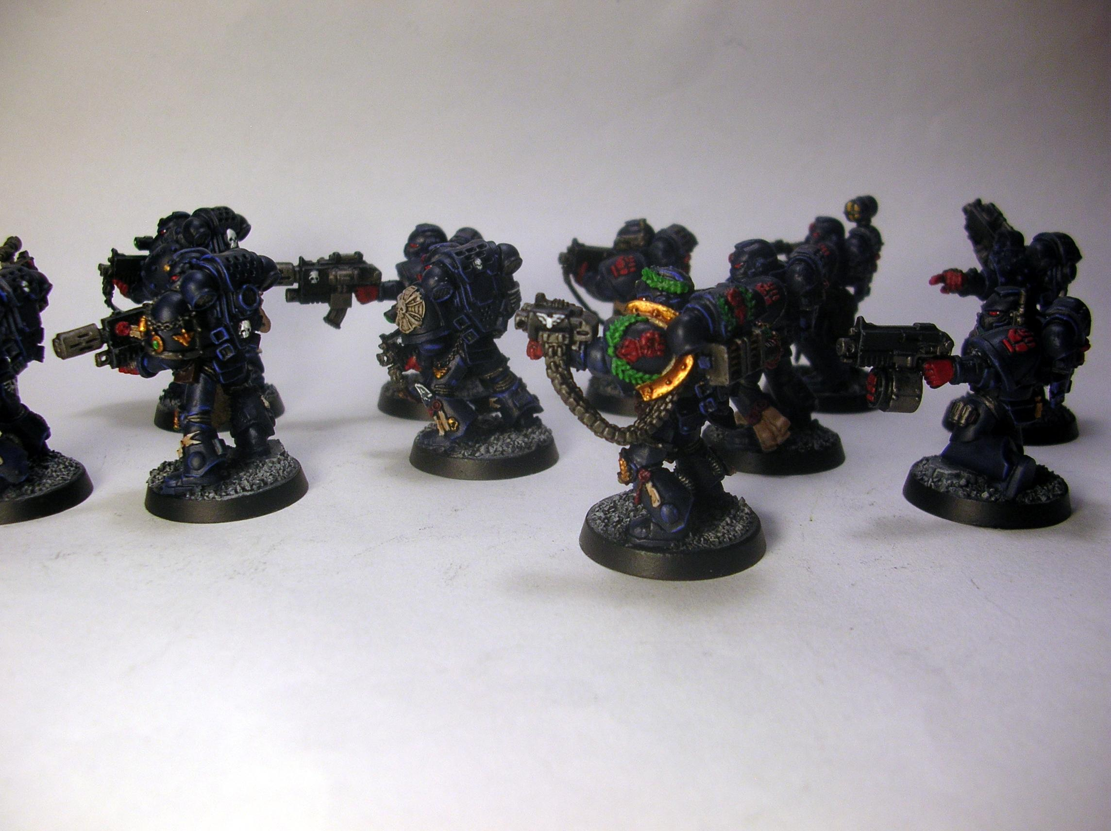 Crimson, Crimson Fists, Fists, Kantor, Pedro, Pedro Kantor, Space Marines, Sternguard