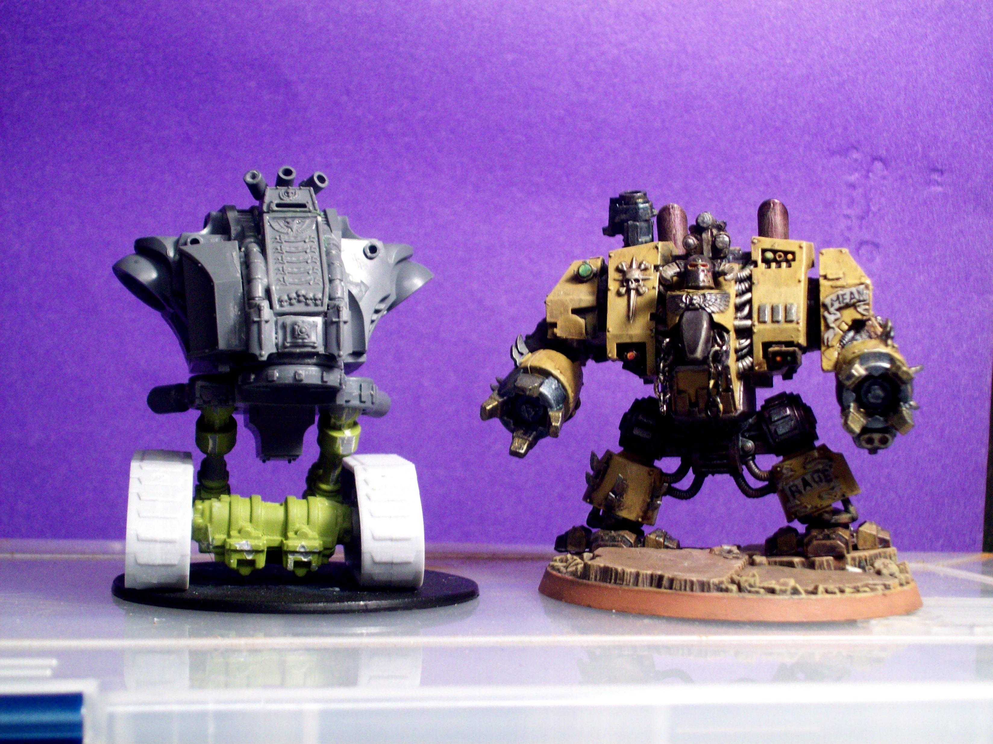 Dreadnought, Space Marines