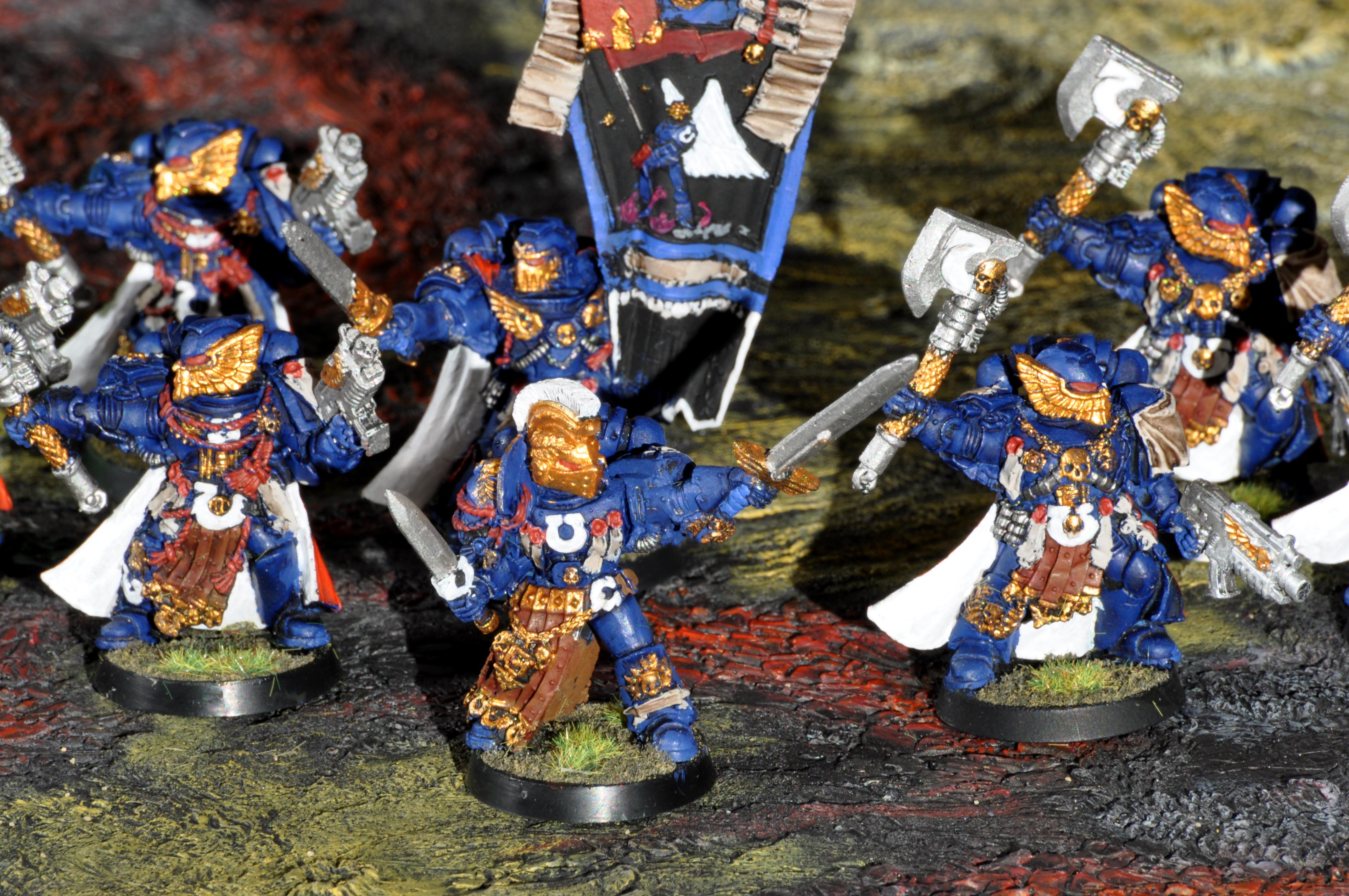 Space Marines, Ultramarines