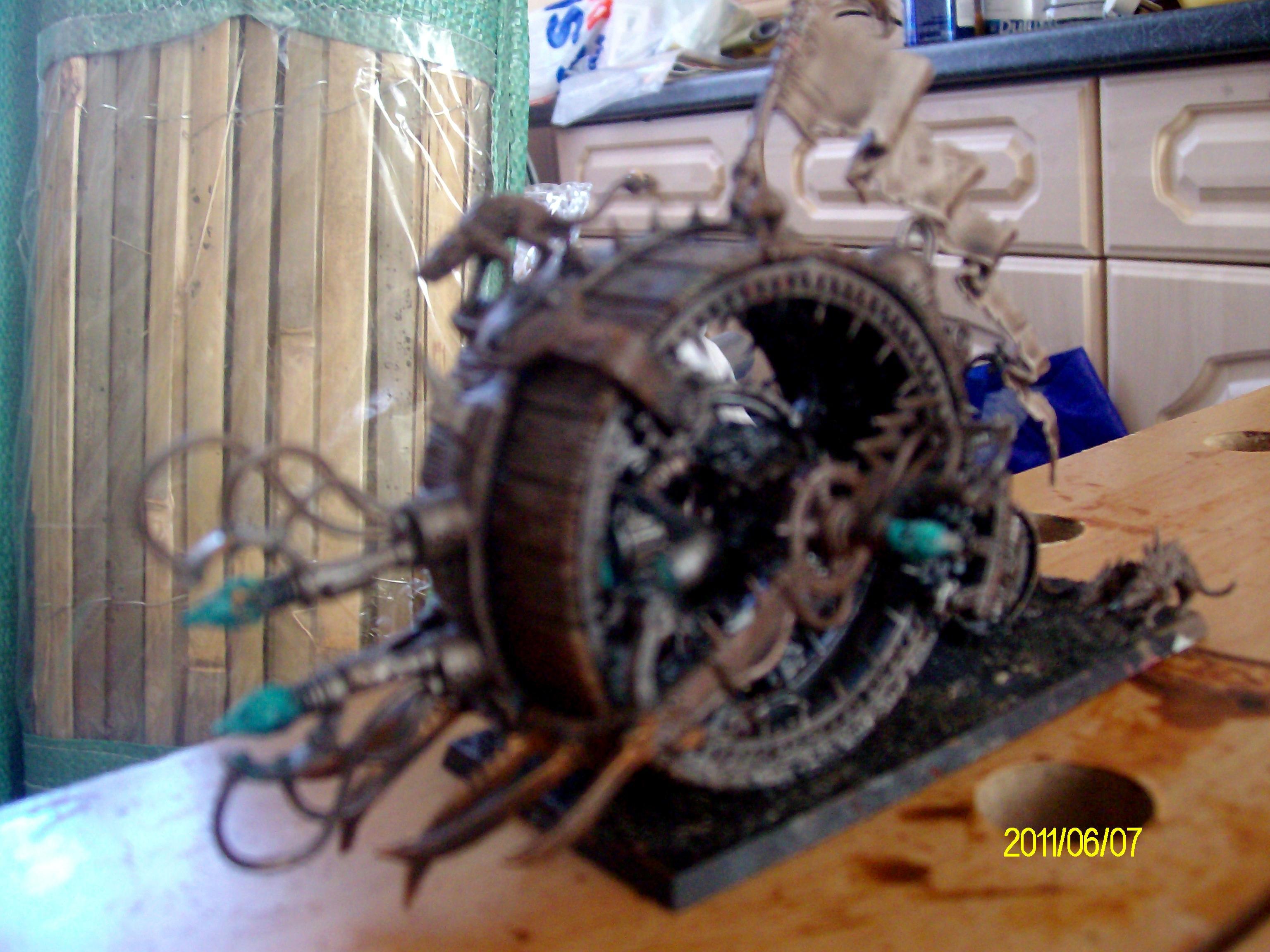 Skaven, Skaven Doomwheel