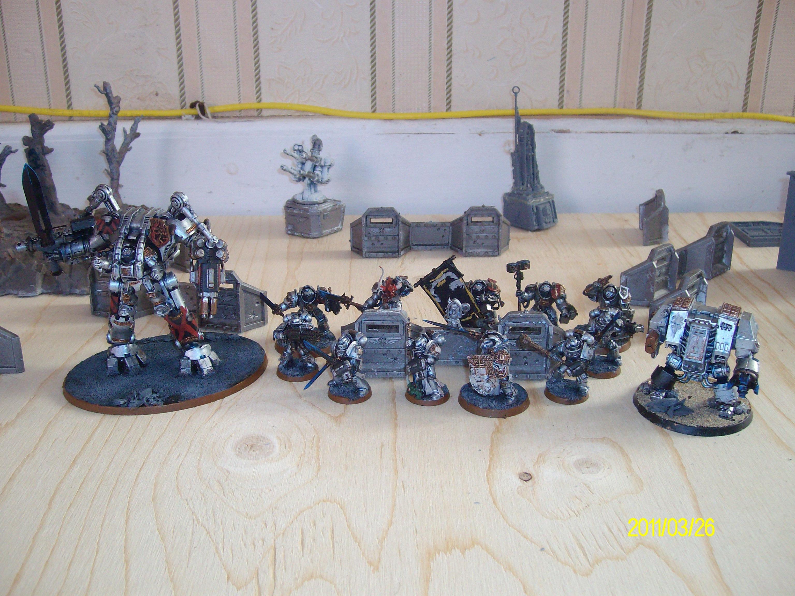 Grey Knights, Gk army