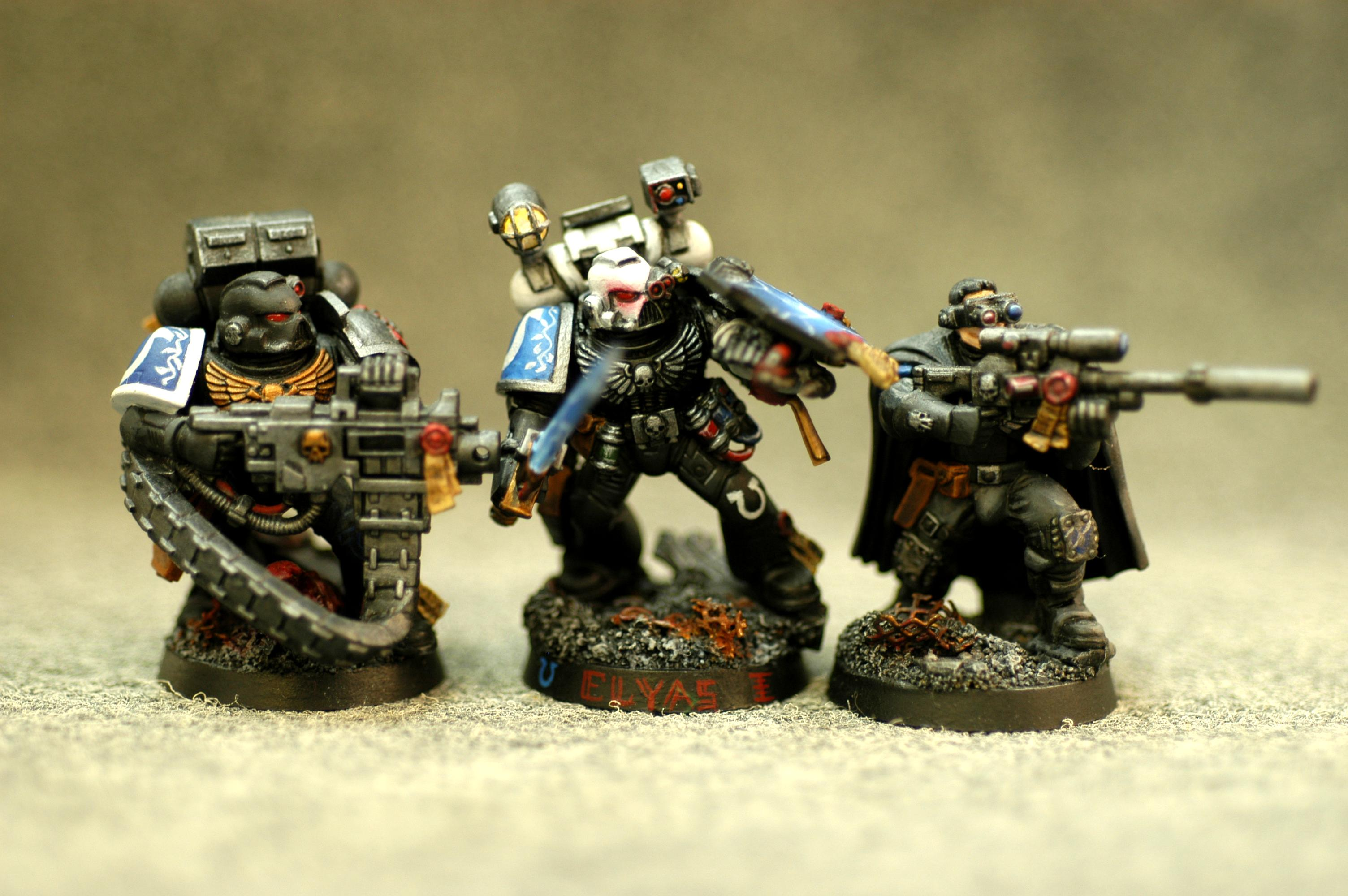 Deathwatch, Death Watch Devs and Apothacary
