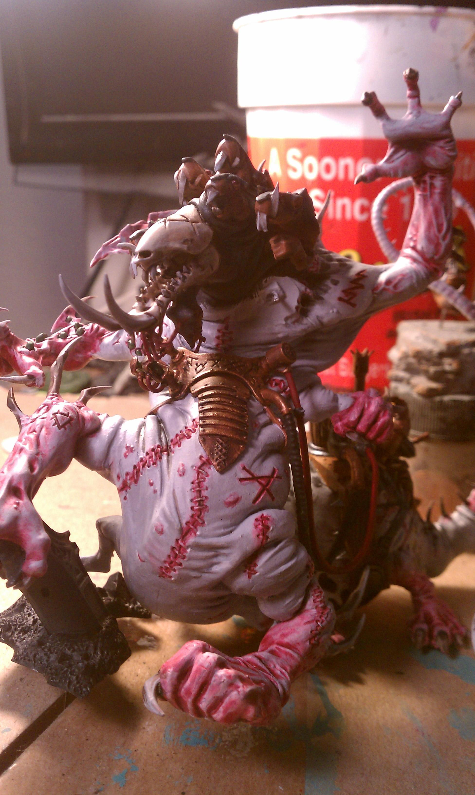 Abomination, Skaven, Abom - different angle
