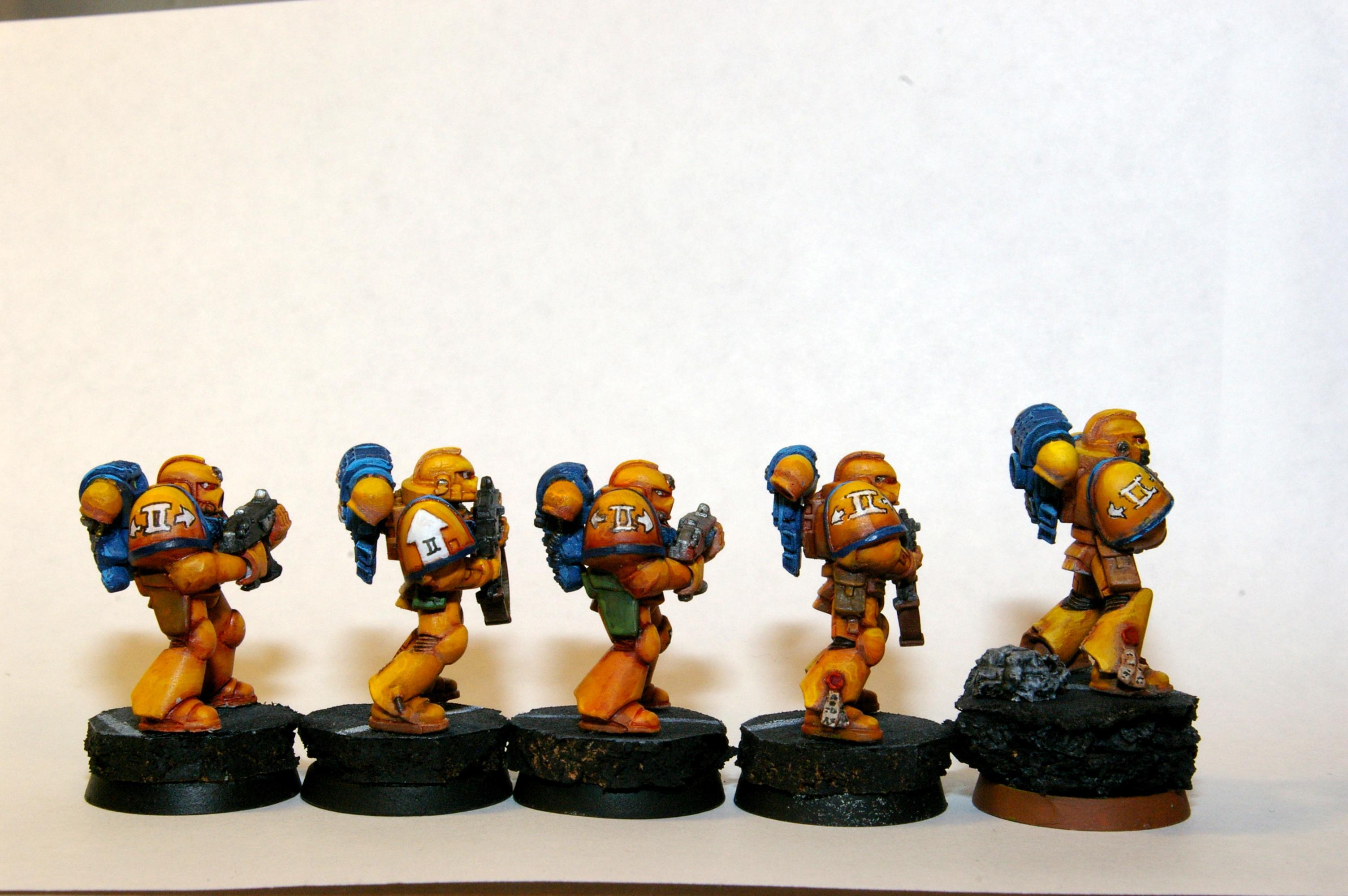 Storm Legion Combat Squad (Right)