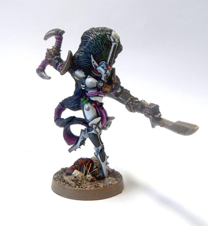 Aspect Warrior, Banshees, Eldar, Games Workshop, Howling, Jain, Storm Of Silence, Warhammer 40,000, Zar