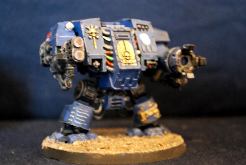 Dreadnought, Ultramarines