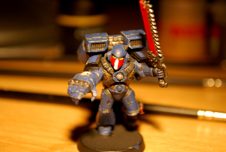 Sergeant, Ultramarines