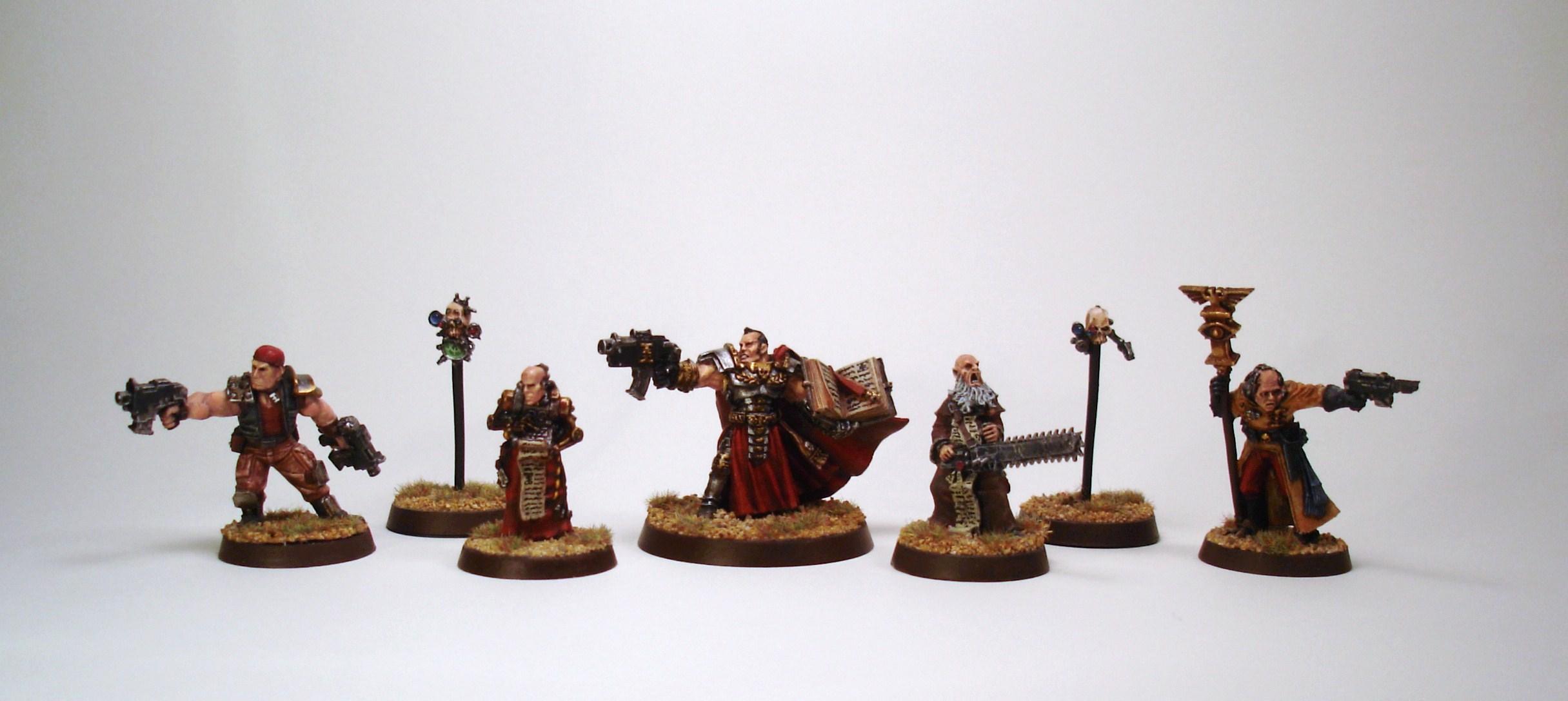 Grey Knights, Inquisitor, Malleus
