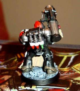 Black Templars, Rocket, Space Marines, Warhammer 40,000
