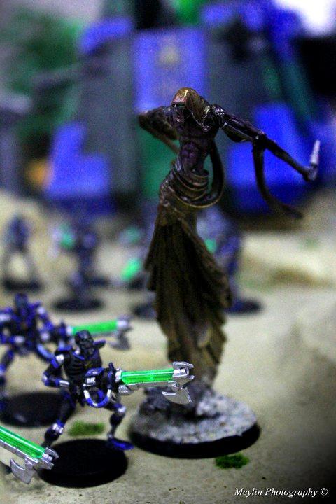 Necron Warriors, Necrons, Nightbringer