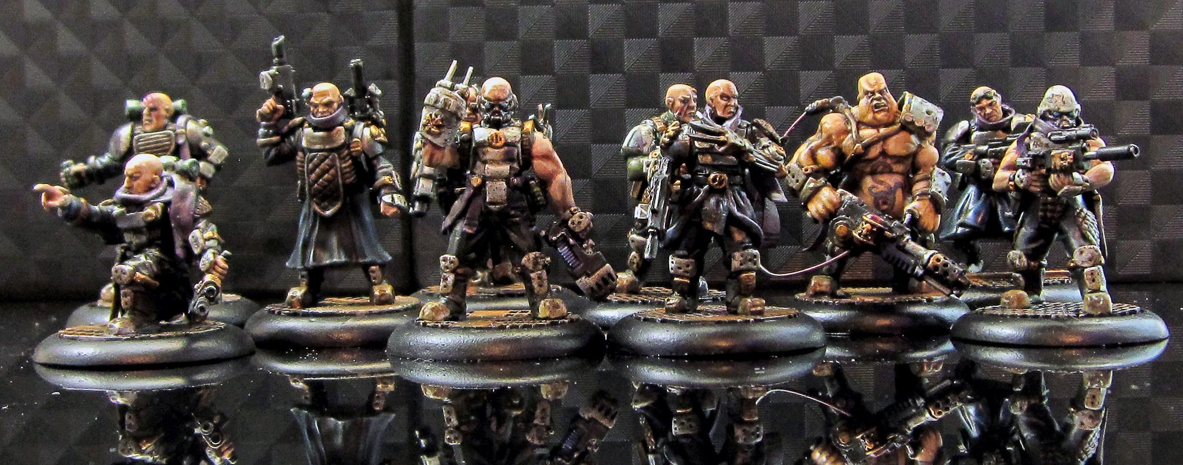 Cult, Genesteaerl, Hybrids
