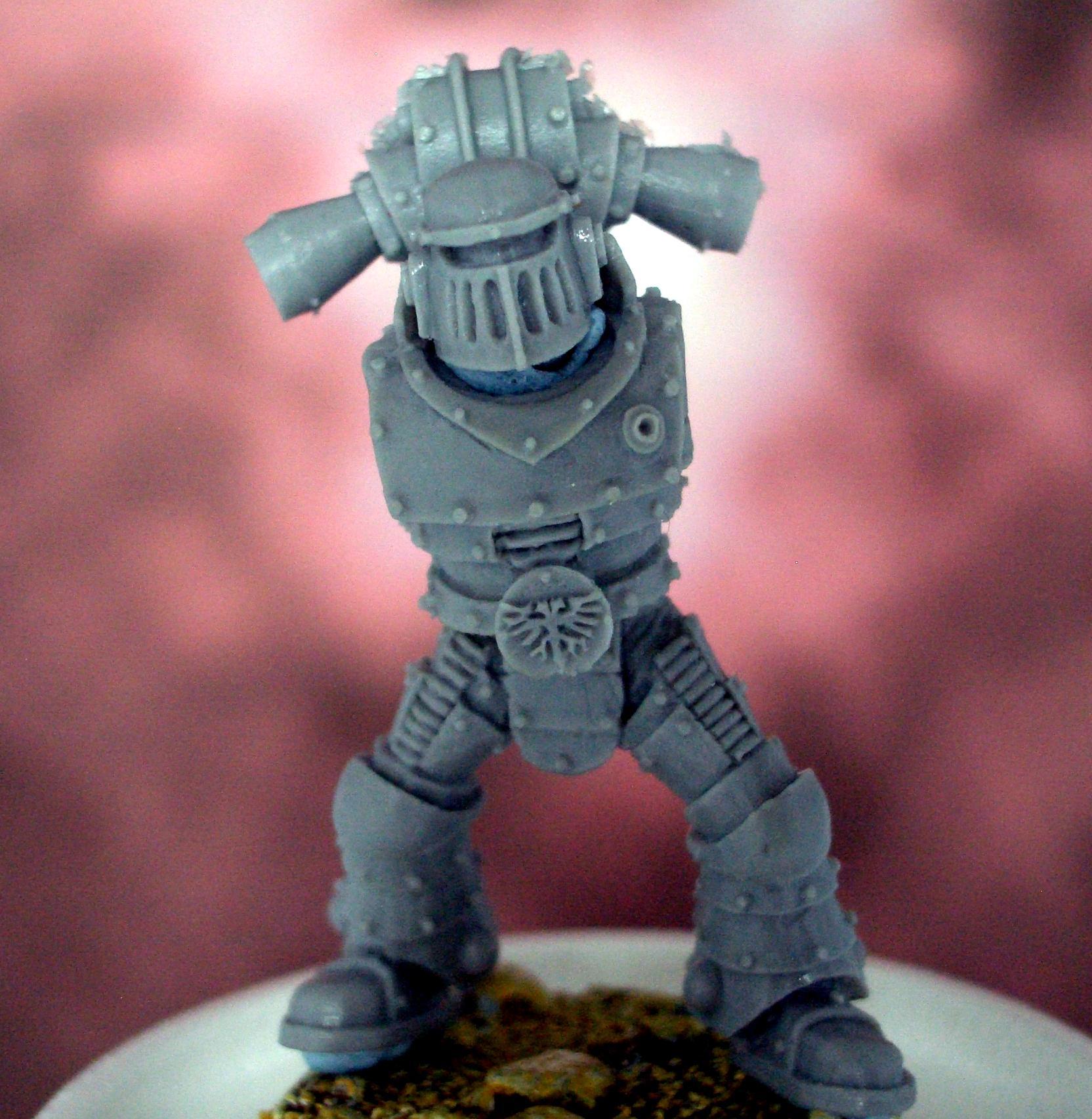 Astral, Astral Claws, Claws, Mk2 Marine, Space Marines, Warhammer 40,000, Work In Progress