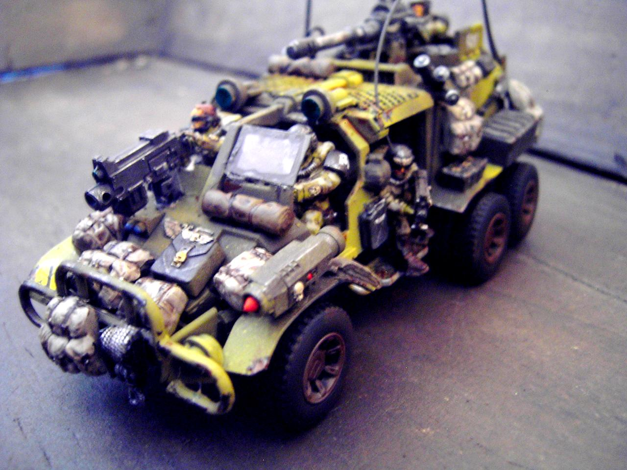 Buggy, Hummer, Imperial Guard, Jeep, Land Speeder Storm