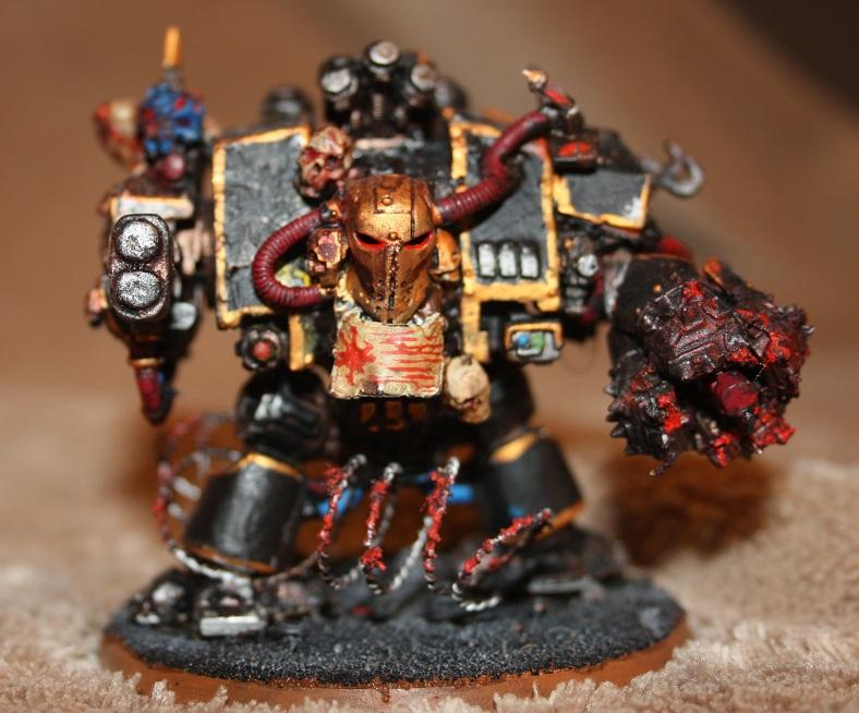 Chaos Dreadnought, Chaos Dreadnought