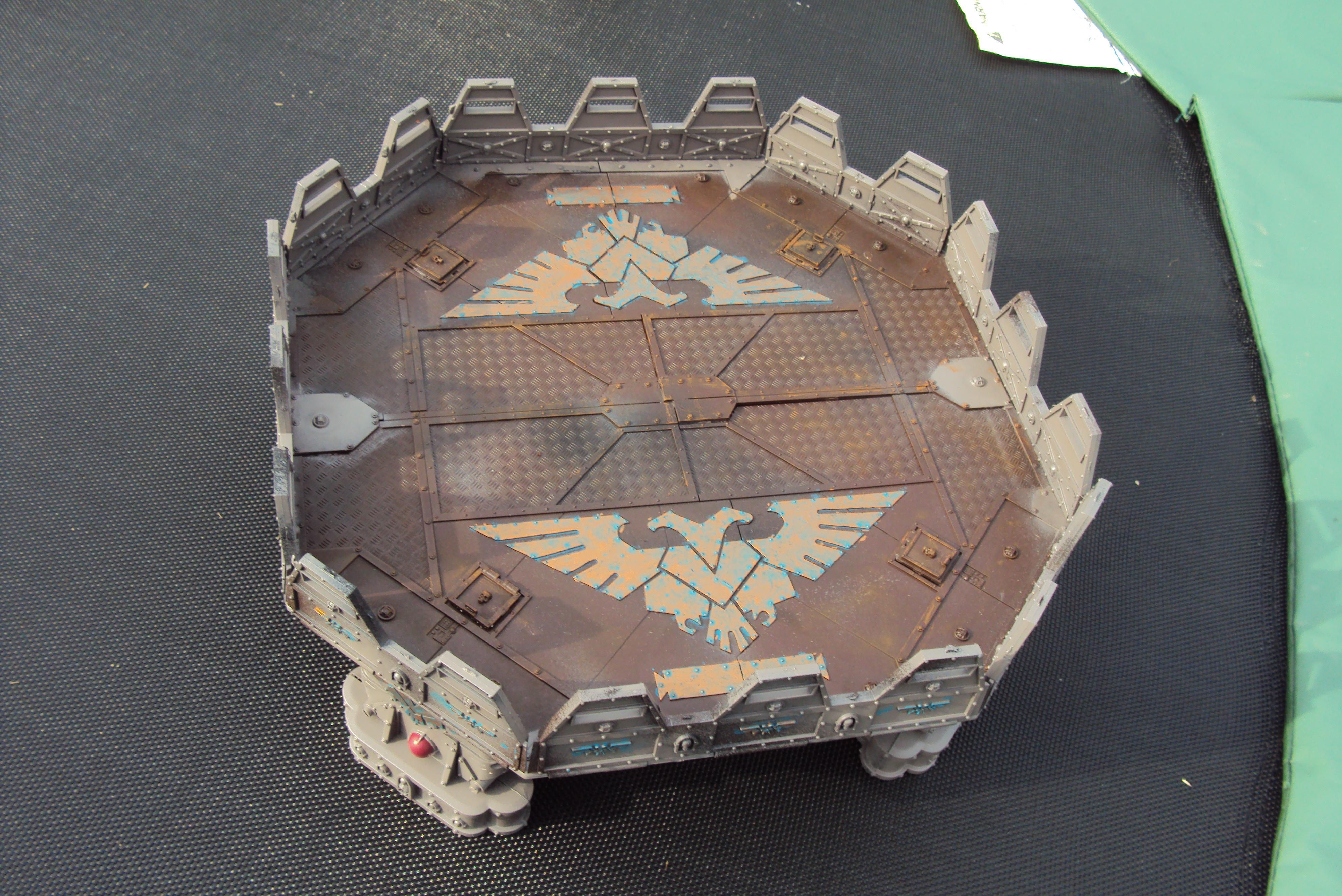 Planetstrike, Skyshield, Terrain, Warhammer 40,000