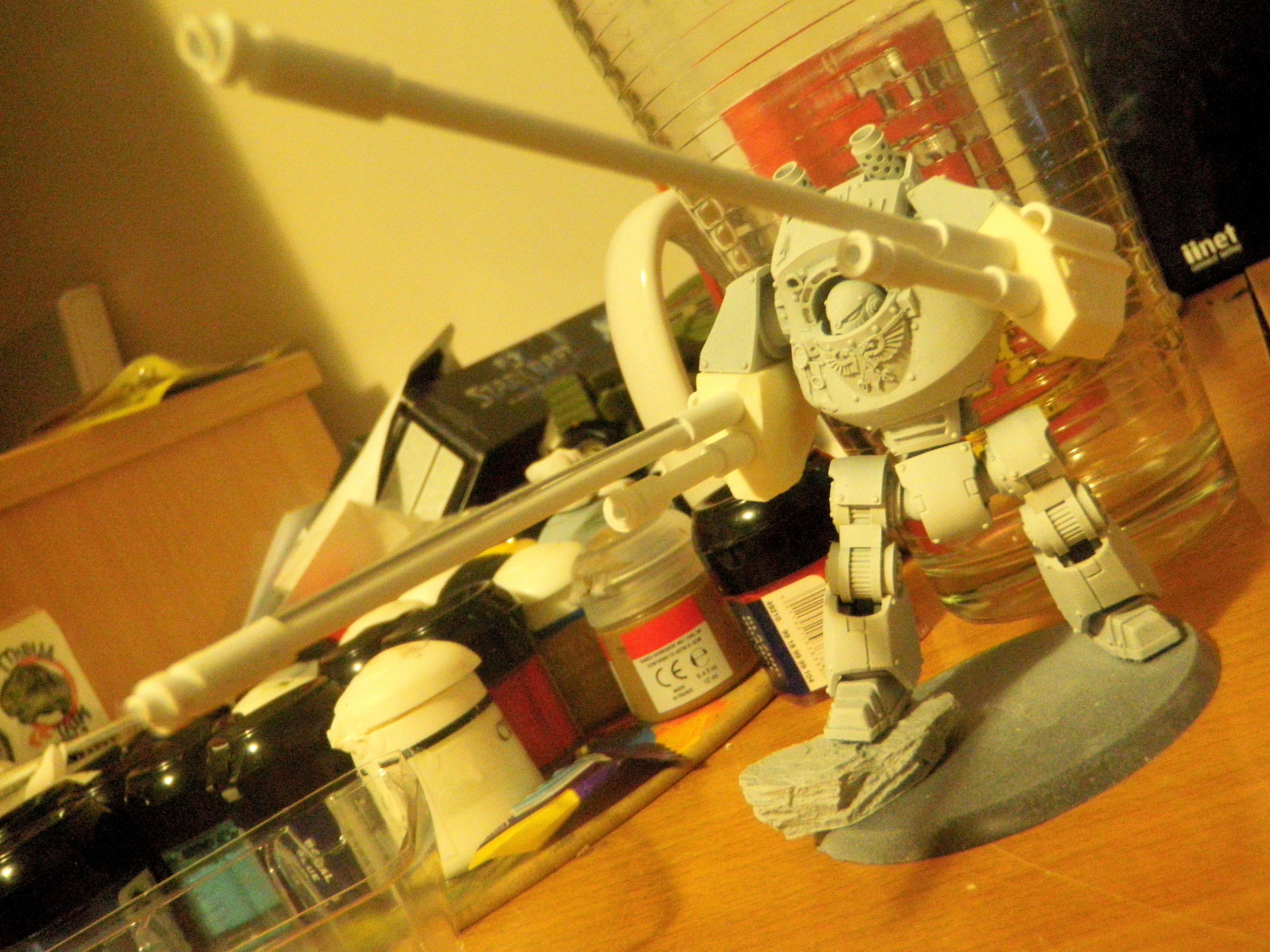 Contemptor, Dreadnought, Rifleman