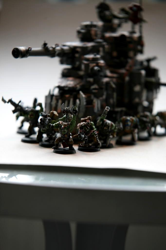 Warhammer 40,000, Warhammer Fantasy