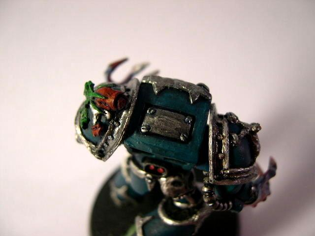 Terminator Armor, Warhammer 40,000